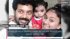 Star kids of Malayalam Television