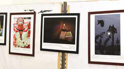Mayyazhiyilude, a photo exhibition by D Manoj