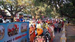 Punjab Gurudwara Singh Sabha at Coimbatore Parade