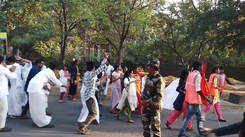 Badagas association members at Coimbatore parade