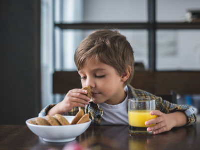 The HEALTHIEST breakfast options for kids