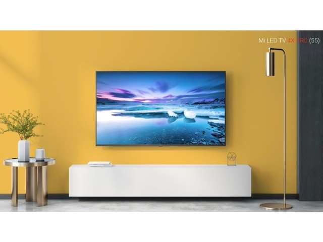 Xiaomi Mi LED TV 4X Pro, Mi LED TV 4A Pro and Mi Soundbar launched in India