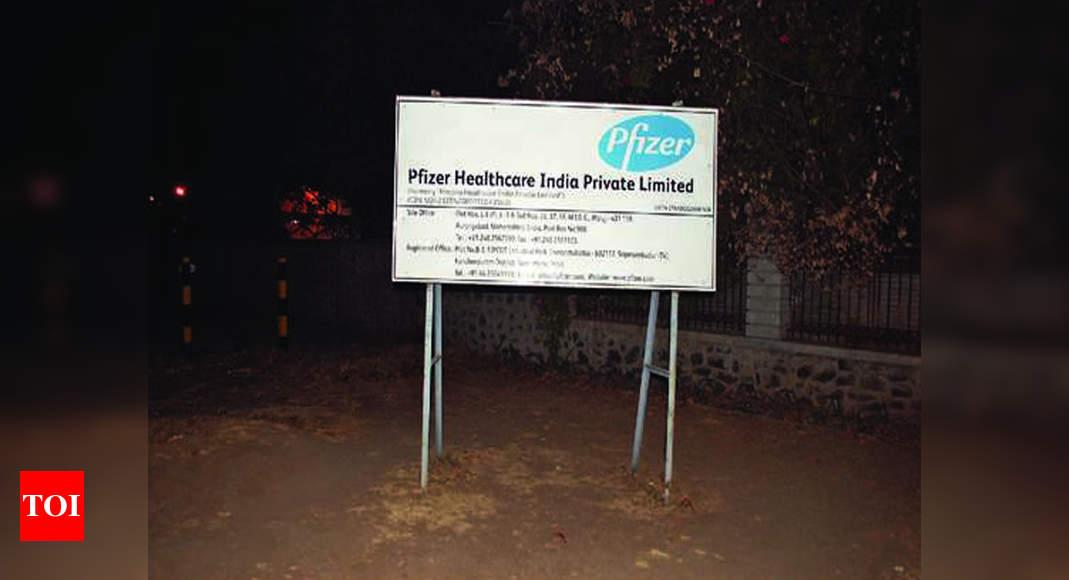 Pfizer Stops Manufacturing Operations In Aurangabad Chennai Aurangabad News Times Of India