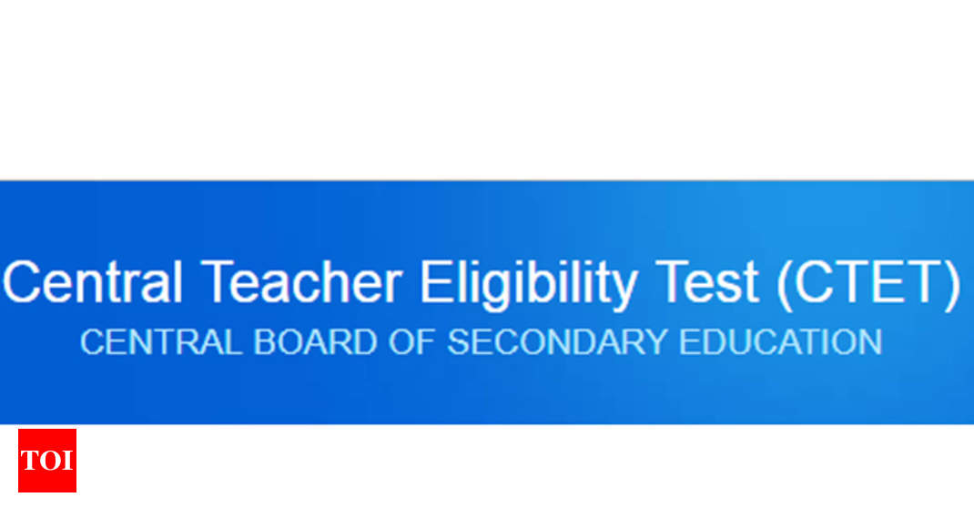 CTET 2019 exam date declared, detailed notification to be