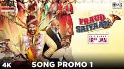 Fraud Saiyaan - Title Track Promo