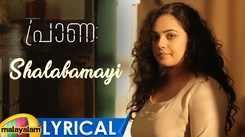 Praana   Song - Shalabhamaayi (Lyrical)