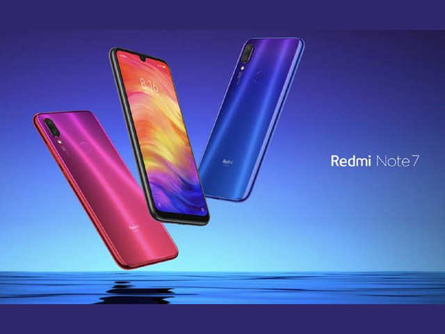 Xiaomi launches Redmi Note 7 with 6.3-inch fullHD+ display, 48MP+5MP dual rear cameras in China