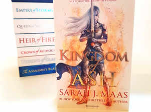 Micro review: 'Kingdom of Ash'