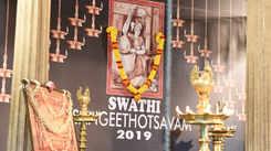 A royal music fiesta at Swathi Sangeethotsavam