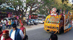 Sindhis of Coimbatore at Parade