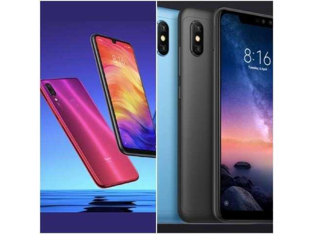 Xiaomi Redmi Note 7 vs Xiaomi Redmi Note 6 Pro: Comparison