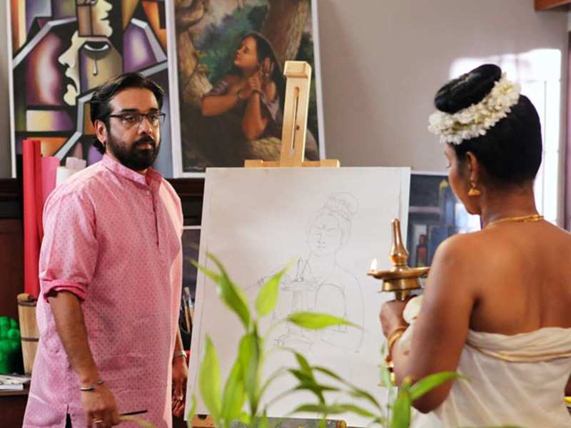 Madhaveeyam review highlights: An age-old, boy-meets-girl story in slow motion