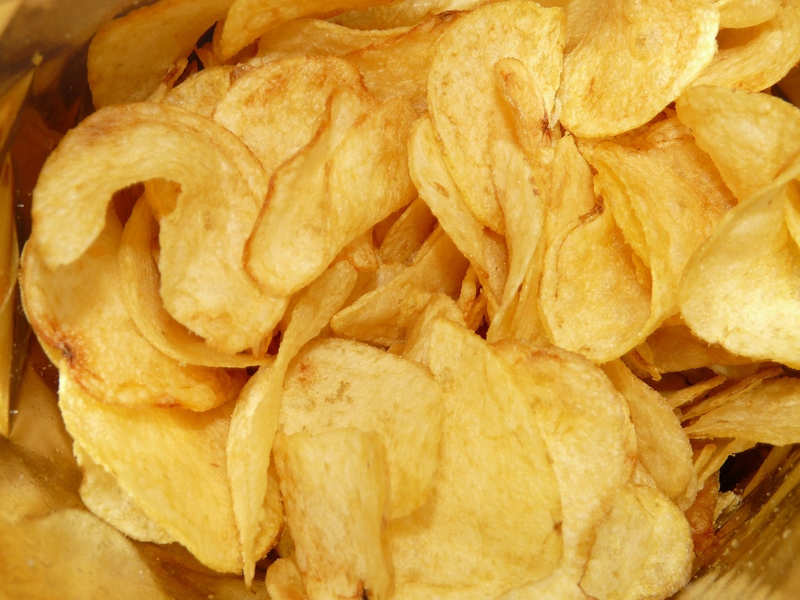 What do potato chips and toilet cleaner have in common?