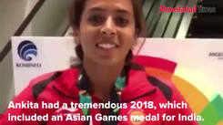 Gujarat's tennis champ Ankita Raina just turned a year older