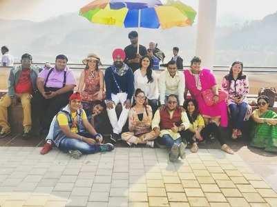 Taarak team celebrates Makar Sakranti