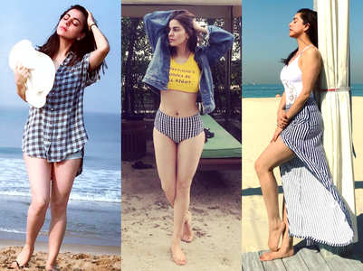 Shraddha Arya is a beach babe, here's proof!