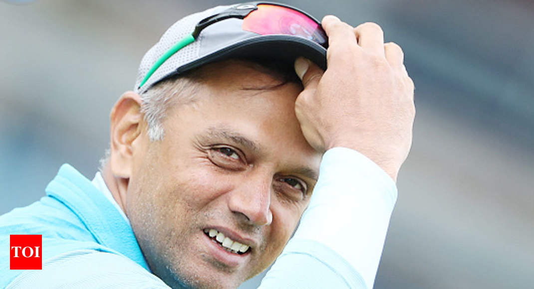 Happy Birthday Rahul Dravid: India batting legend turns 46 - Times of India