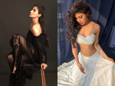 Mouni Roy is creating a stir with her stylish photos