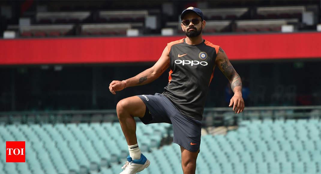 India vs Australia: Virat Kohli could surpass Brian Lara in ODIs against Australia - Times of India