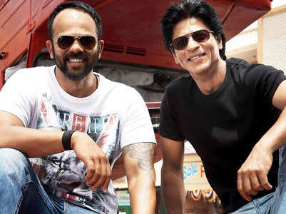 Rohit Shetty on rumoured tiff with SRK