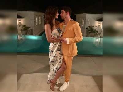 New picture from Priyanka-Nick's honeymoon