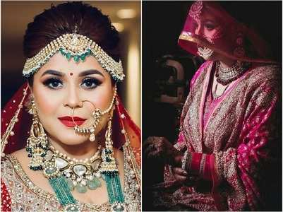 Kapil's wife Ginni made for the prettiest bride
