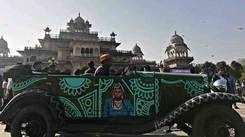 Cartist Yatra 2019 kicks off from Jaipur