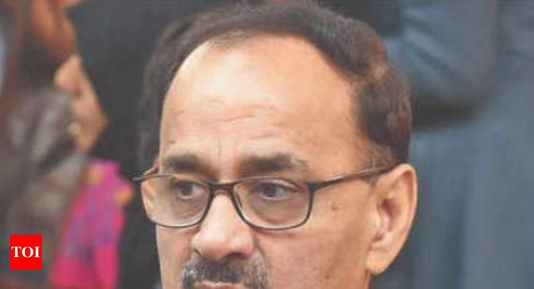 'CVC to seek CBI probe against Alok Verma' - Times of India