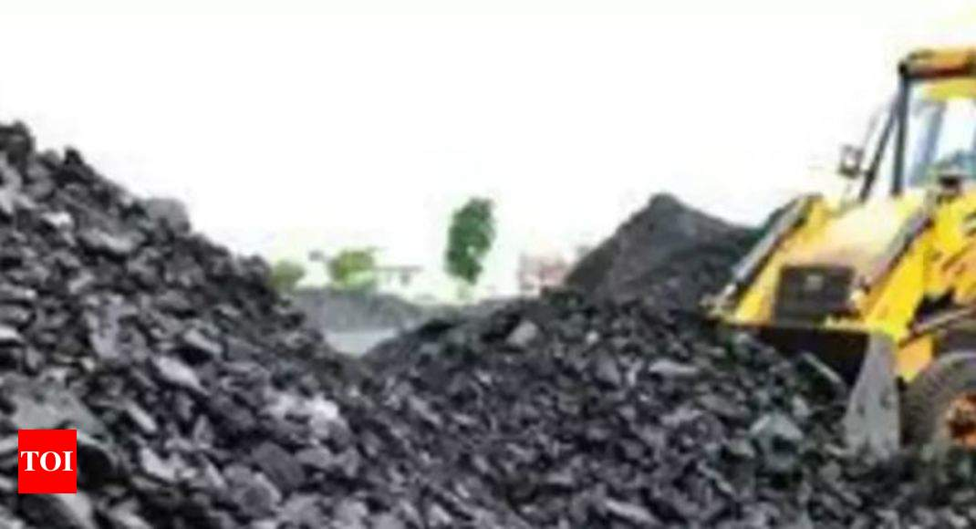 Coal mine collapses in northern China, killing at least 21 - Times of India