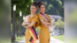 Twin sisters separated by war reunite at Miss Intercontinental pageant