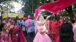 Kinnar MAA organises 5th Pink rally