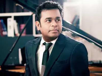 AR Rahman to judge 'The Voice'