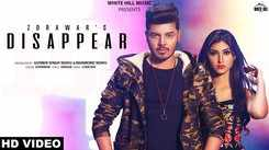 Latest Punjabi Song Disappear Sung By Zorawar