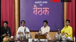 Students form Talyogi Ashram performing at Event