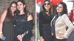 An entertaining evening for Kanpur ladies