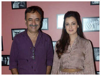 Dia Mirza on Hirani sexual harassment row