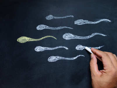 Men are the reason behind 50% infertility cases