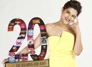 DD completes 20 years on television