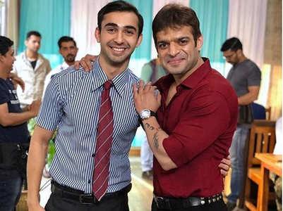 Abhishek  overwhelmed to rejoin 'YHM'
