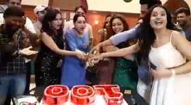 Eid Mubarak: People celebrate Eco-friendly Eid, cut cake with goat