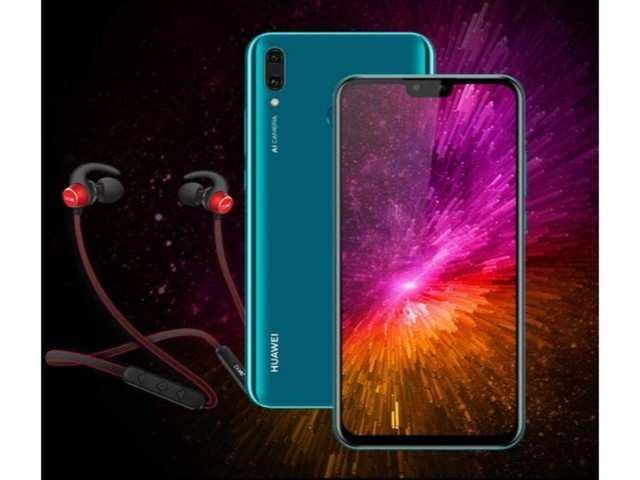 Huawei Y9 to go on sale on Amazon today