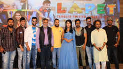 Trailer launch of 'Lapet' was a fun event