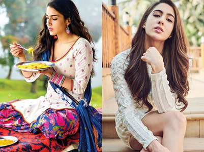 Sara Ali Khan eats the same meal everyday. Does it help?