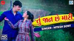 Latest Gujarati Song Tu Jaan Chhe Mari Sung By Hitesh Sony