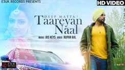 Latest Punjabi Song Taareyan Naal Sung By Deep Matta