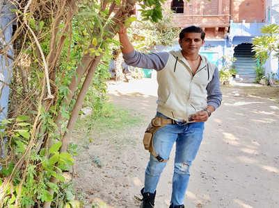 Karanvir visits Jodhpur to meet his family