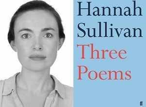 Hannah Sullivan wins the TS Eliot prize