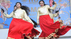 IIS University's annual cultural fest 'COSMOS' 2019 ends on a high note