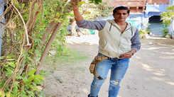 Karanvir Bohra visits Jodhpur to meet his family post 'Bigg Boss'