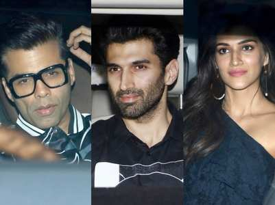 Pics: Celebs at Sidharth Malhotra's b'day